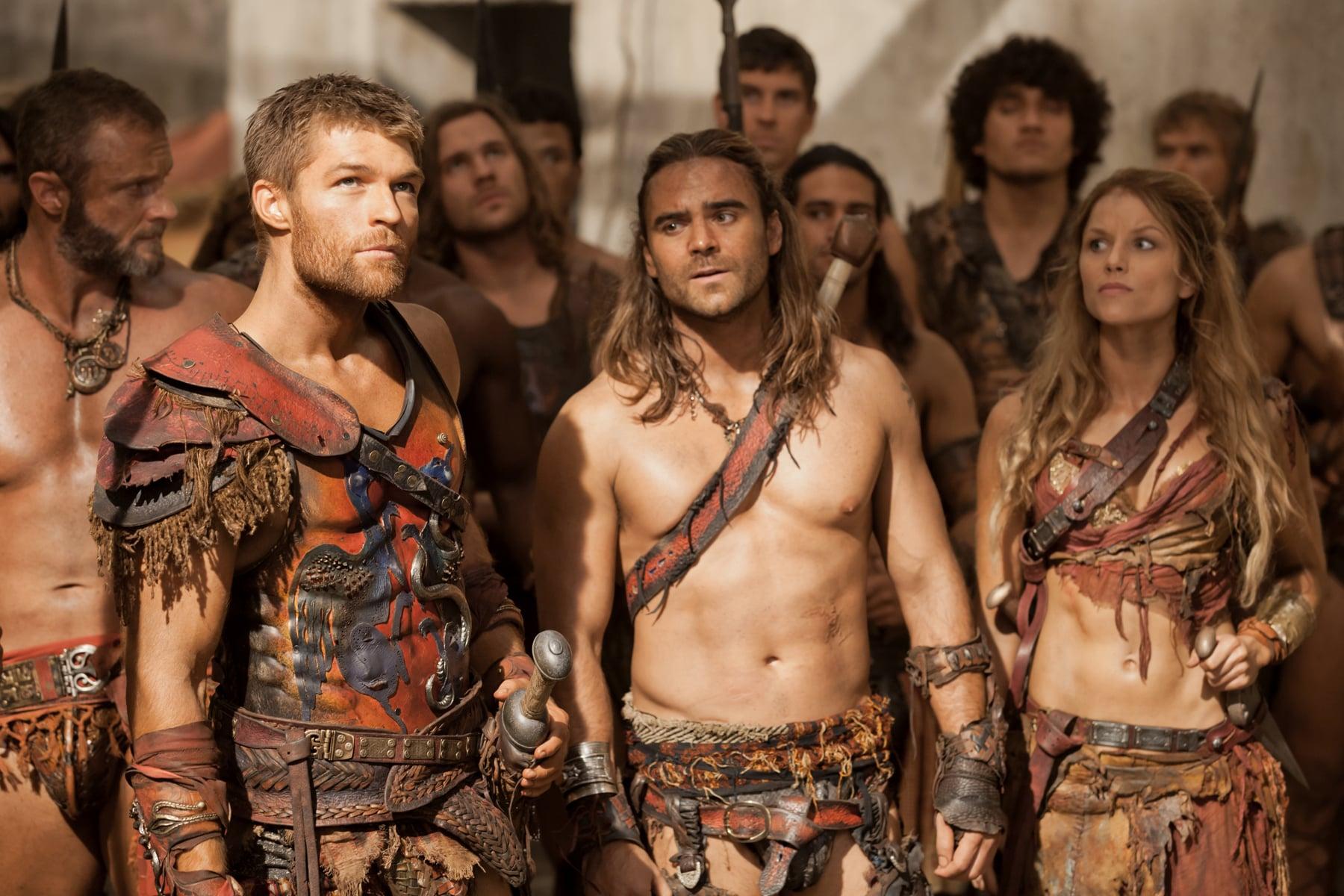 Spartacus TV show