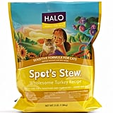 Halo has a holistic approach to pet food, and these Spot's Stew turkey treats ($17) are no exception. Made with pure, all-natural ingredients, these treats are also gluten-free and perfect for a kitty with a sensitive stomach.