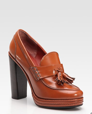 Marc by Marc Jacobs Penny Loafer Pump ($390)