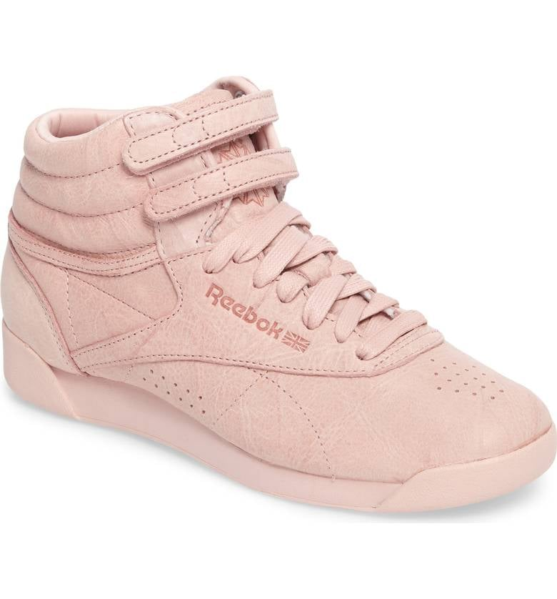 d70b0147a4b04 Reebok Freestyle High Sneaker | Gifts For Women Who Strength Train ...
