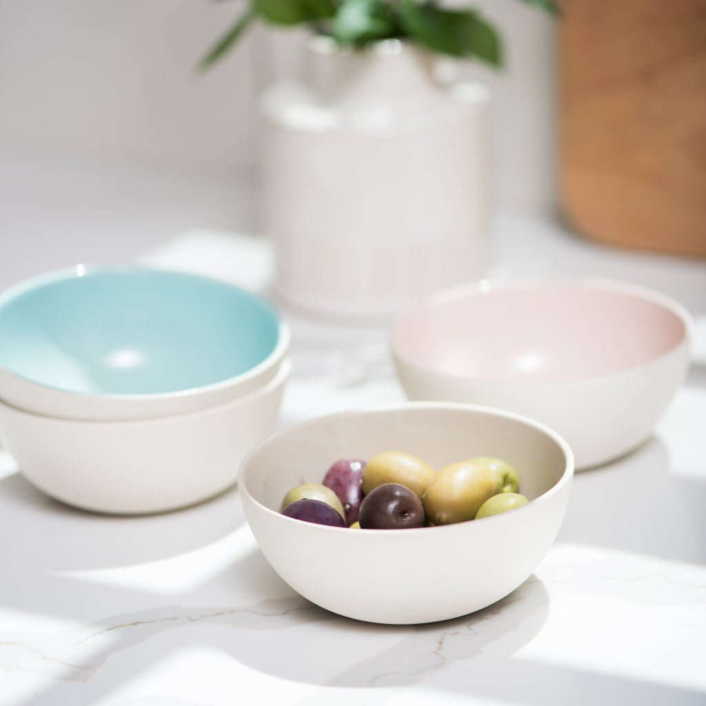 Blush Shell Bisque Bowl