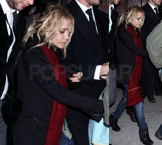 Ashley in NYC? Mary-Kate in Nylon? So Confusing
