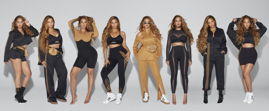 Shop Beyoncé's Ivy Park Drip 2 and Drip 2.2 Black Pack