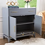 Capri Lacquer Two Door Cabinet