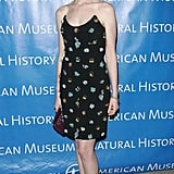 Anne Hathaway was on a roll this week. This Miu Miu is just delightful on her.