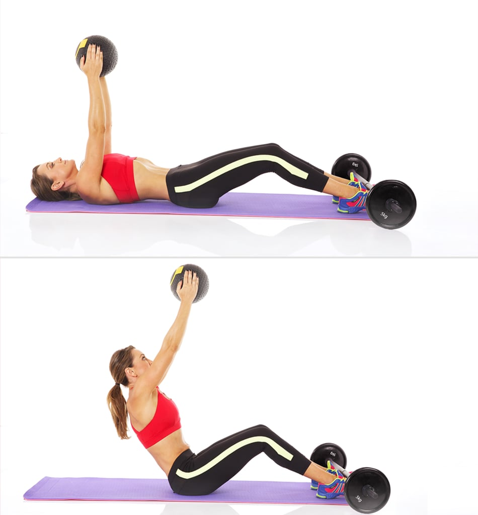 Workout Photography: 60-Minute Circuit Workout