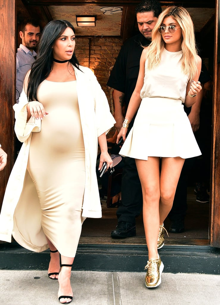 18 People Who Are Pretty Sure Kylie Jenner Is Actually Kim Kardashian's Surrogate