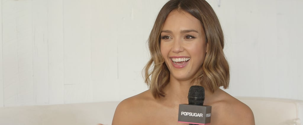 Jessica Alba Talks Her Entrepreneur Must Haves and Why Millennial Parents Are Unique