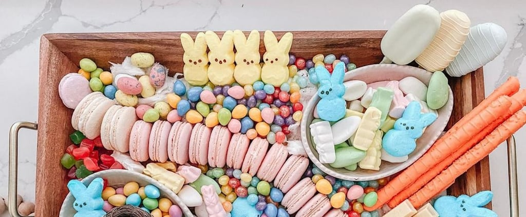 Cute Easter Charcuterie Board Inspiration