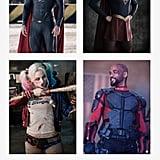 DC Comics Halloween Costumes