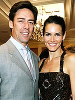 Lil Links: Angie Harmon and Jason Sehorn Confirm Pregnancy
