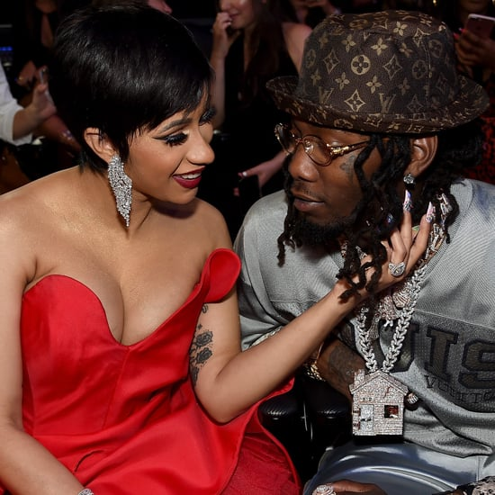 Cardi B's Wedding Photo With Offset