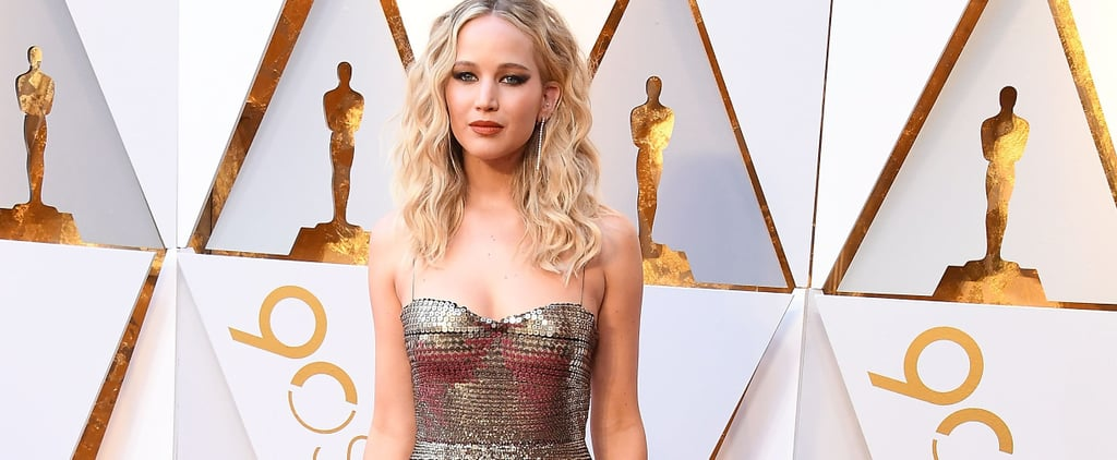 Jennifer Lawrence Gets Real About Her Rigorous Workout and Diet Routine For Red Sparrow