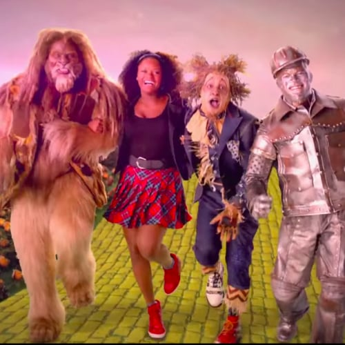 Funny Tweets About The Wiz Live