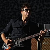 Jamie Hince at Splendour in the Grass.