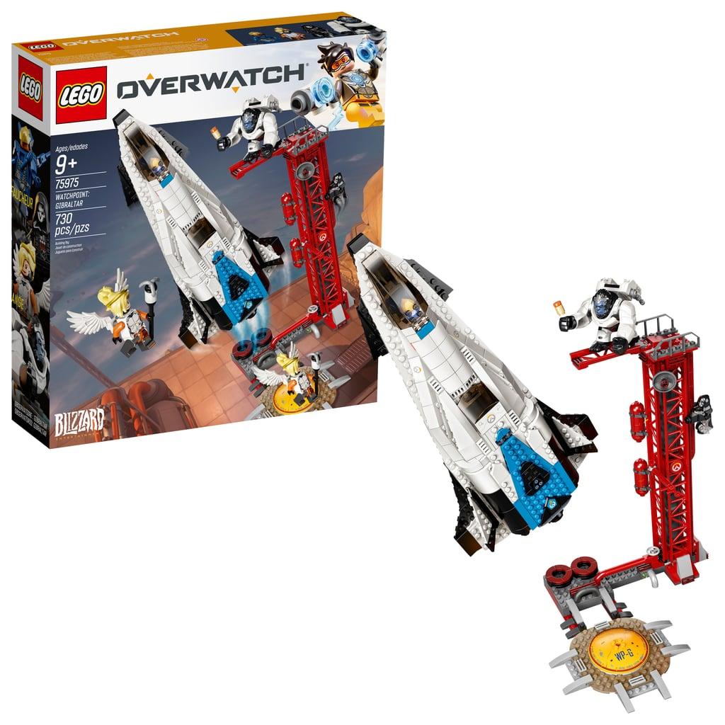 Lego Overwatch Watchpoint: Gibraltar