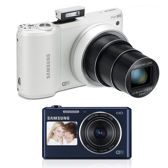 New Samsung Cameras at CES 2013