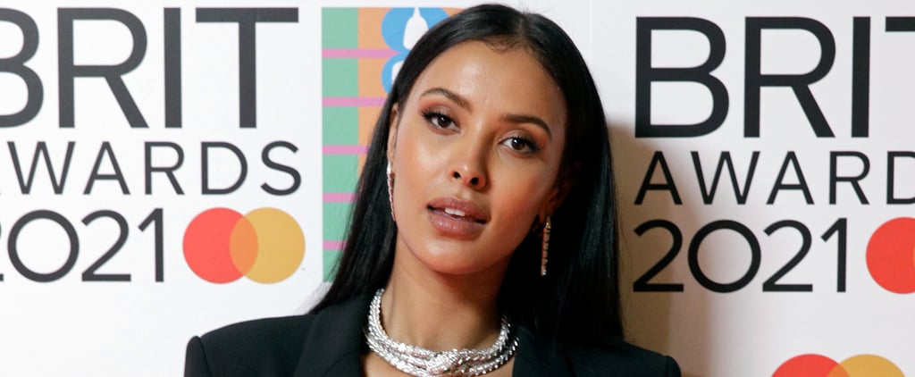 The Details of Maya Jama's Makeup for the BRIT Awards Makeup