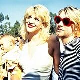 Kurt Cobain and Courtney Love, 1993