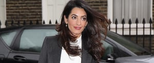 Sorry Boys, Amal Clooney Just Stole Your Look