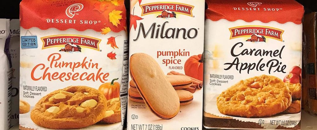 Friendly PSA: Milano Pumpkin Spice Cookies Are Now Back on Store Shelves!