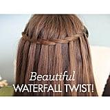 Beautiful Waterfall Twist