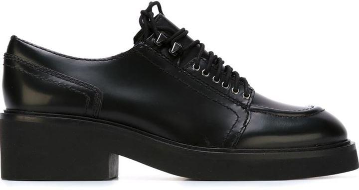 Ash platform lace-up shoes ($238)