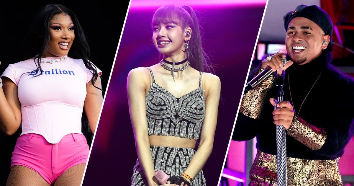 Attention: Ozuna, Megan Thee Stallion, and Blackpink's LisaAre Teaming Up For a Collab.jpg