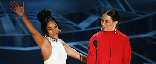 Tiffany Haddish Had a Total Blast Presenting at the Oscars