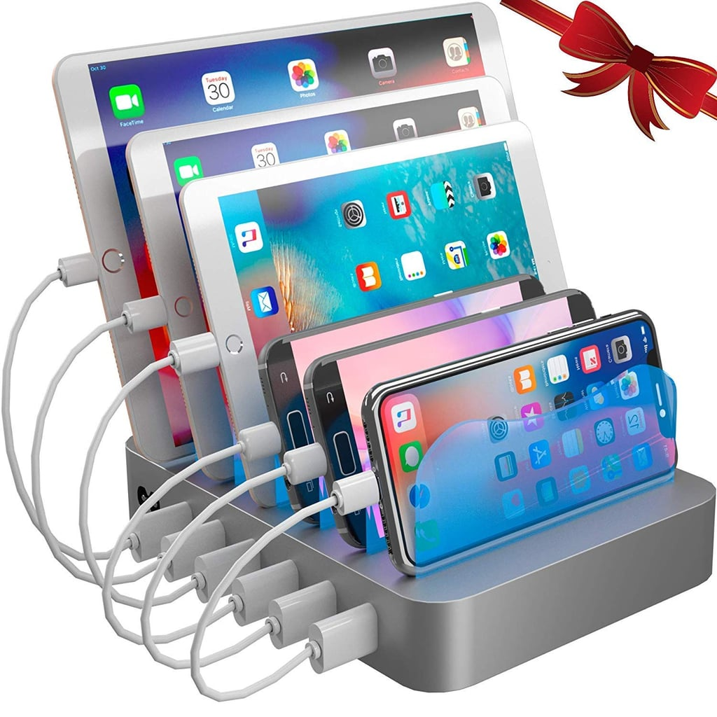 Hercules Tuff Charging Station Organizer for Multiple Devices