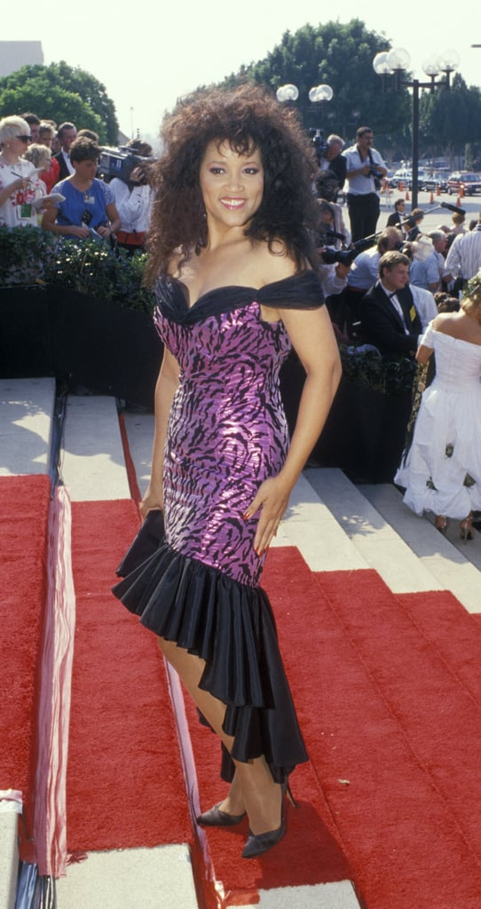 Jackee Harry S Wispy Bangs 1988 Emmys Hair And Makeup