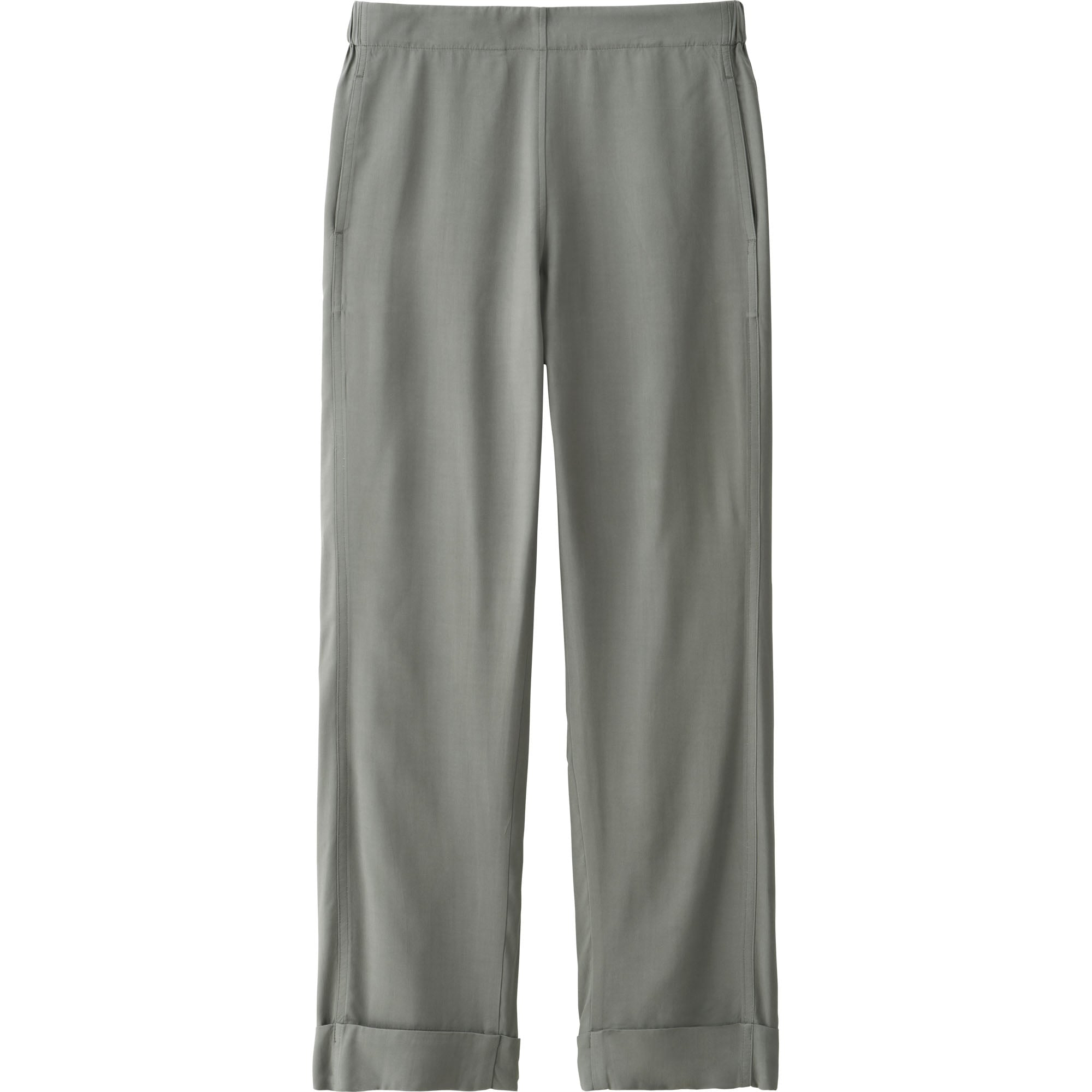 Rayon Wide Leg Pants ($50) | The Former Head of Hermès Debuted the ...