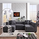 Homesvale Pershing Sectional Sofa