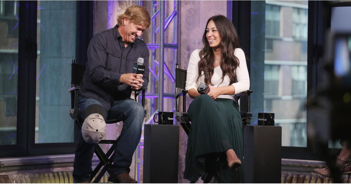 16 Things You Didn't Know About Fixer Upper's Chip and Joanna Gaines