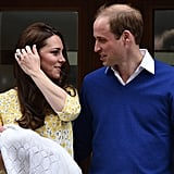 When William and Kate Shared a Loving Glance