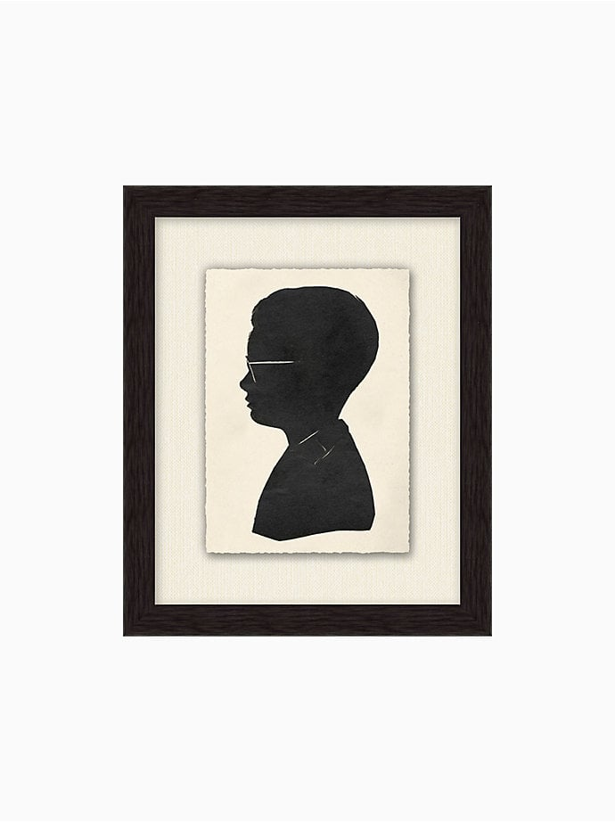 "Framed ""William"" Print ($150)"