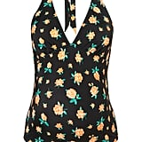 Topshop Maternity Rose Print Swimsuit ($56)