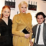 Sophie Turner and Kit Harington Pictures