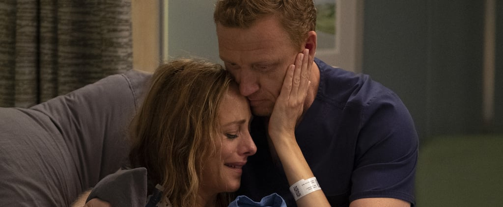 Kim Raver Quotes on Teddy and Owen Grey's Anatomy Season 16
