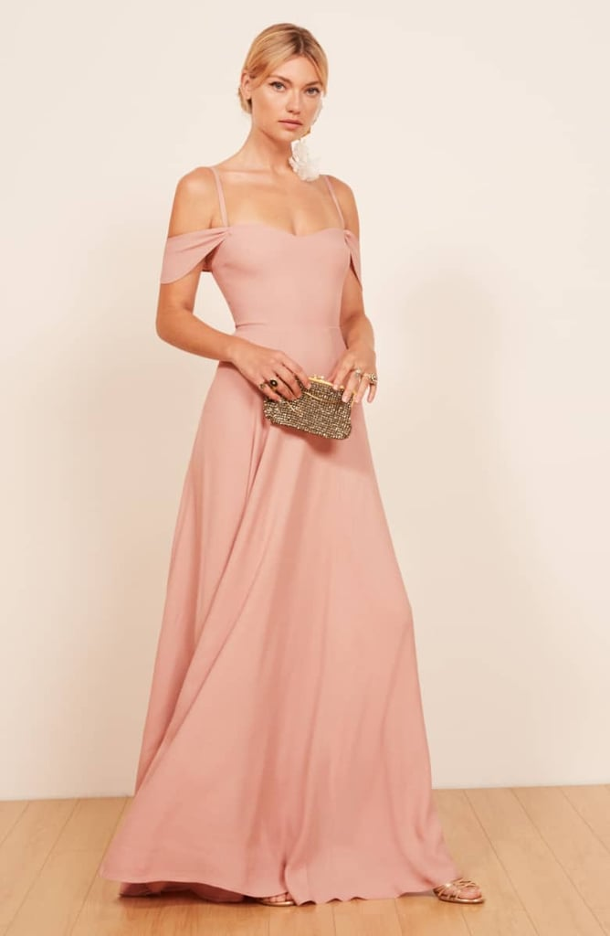 356eb466 Reformation Poppy Maxi Dress | Best Wedding Guest Dresses For Spring ...
