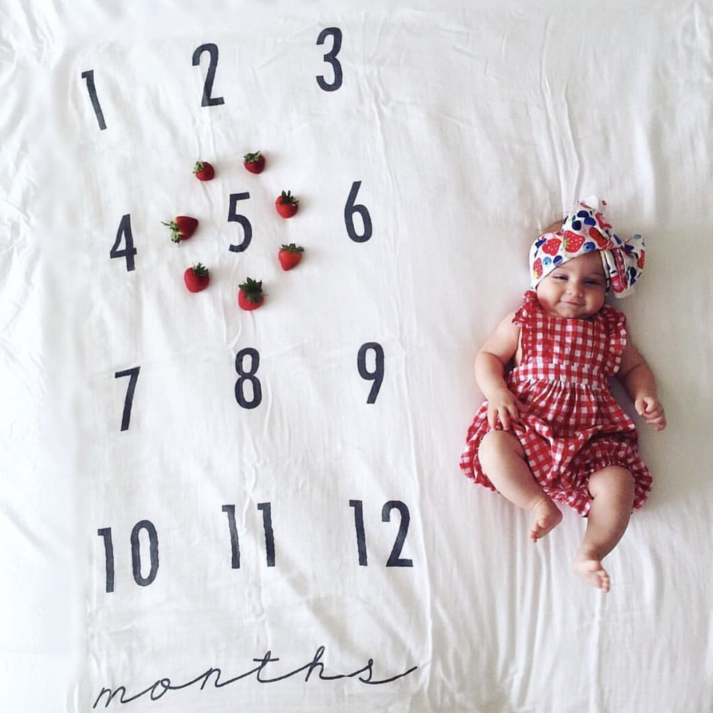Ways to Document Monthly Baby Photos
