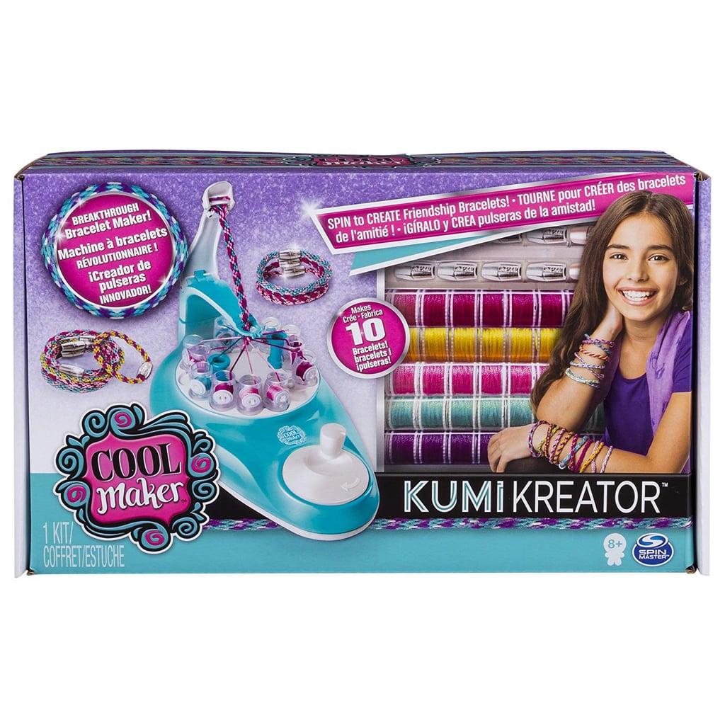 KumiKreator Friendship Bracelet Maker | Christmas Gifts For 11-Year ...
