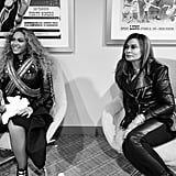 Beyonce Shares Behind-the-Scenes Super Bowl Pictures 2016