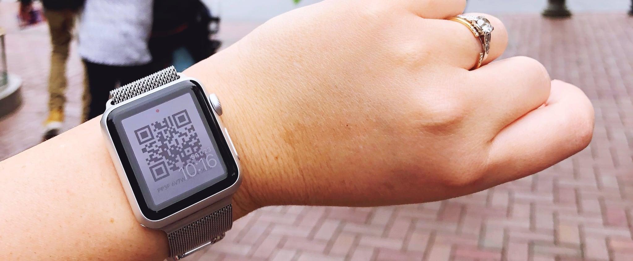 حيلة ساعة آبل عند التصوير عبر PhotoPass في ديزني لاند