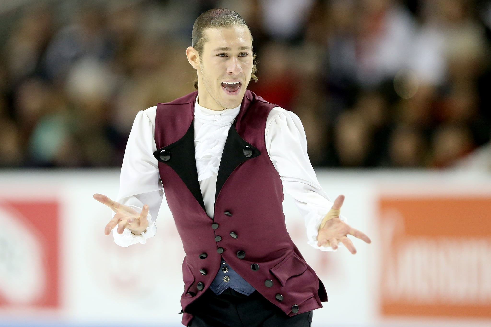Olympic Figure Skater Adam Rippon Reveals Struggle With Body Image and Extreme Dieting