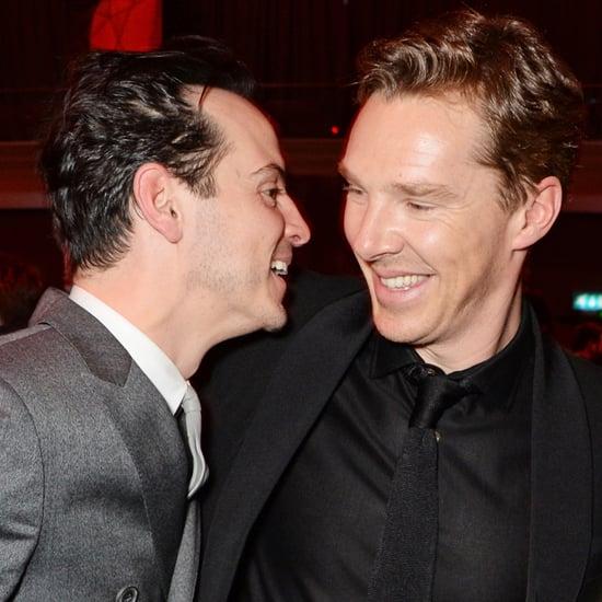 Benedict Cumberbatch at the British Independent Film Awards