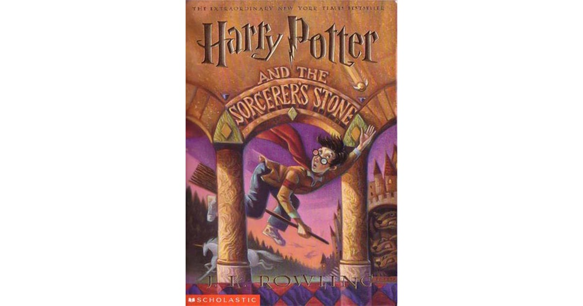 Harry Potter Book Age Appropriate : Harry potter and the sorcerer s stone read all about it