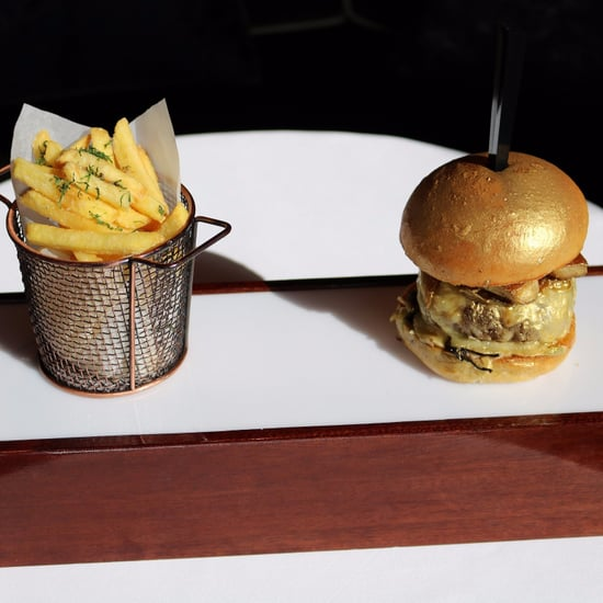 Burj Khalifa Restaurant Launches Gold Billionaire Burger