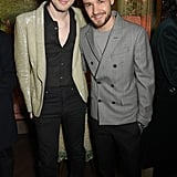 James Bay and Liam Payne