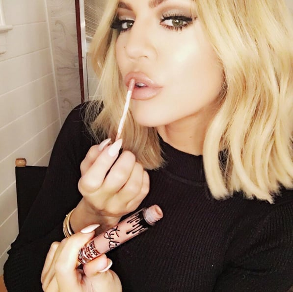 Khloé Wearing Candy K